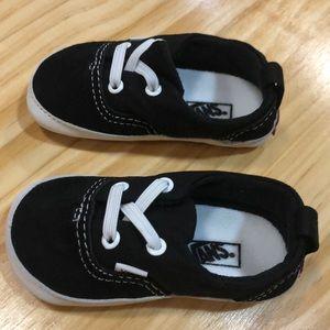 Vans Shoes - Brand new infant Vans. Size 4